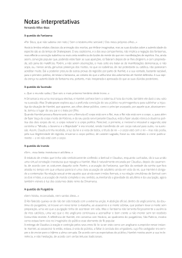 Notas interpretativas - Ensemble
