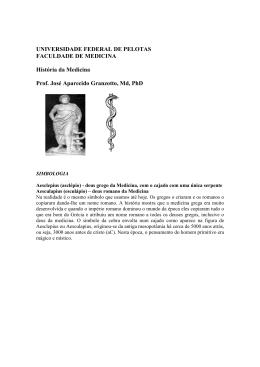 HISTÓRIA DA MEDICINA 2014 pdf
