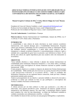 Manuel Gregório Cristiano da Silva (Ciências Contábeis)