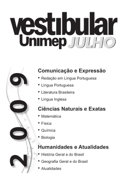 2009-II - Unimep