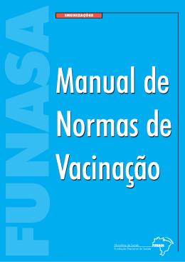 Manual de Normas de Vacinação