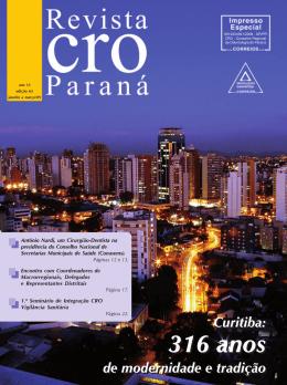 Revista # 65 - Conselho Regional de Odontologia do Paraná