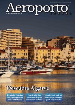 Descubra Algarve - Aeroporto Jornal