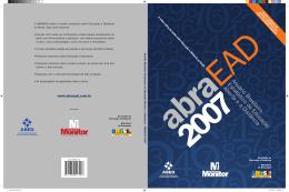anuario de EAD no Brasil