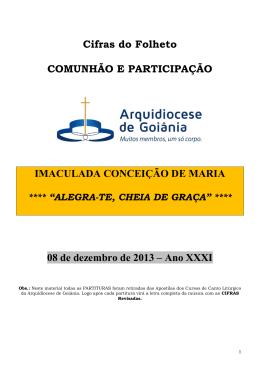 C - Arquidiocese de Goiânia