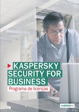 KaspersKy security for Business