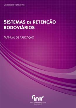 Sistemas de Retenção Rodoviários