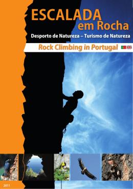 Escalada em Rocha - Turismo de Portugal