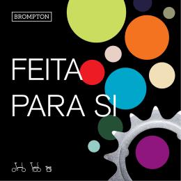 Catálogo Brompton 2015 (Português)