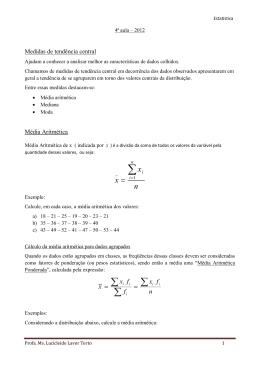 4 aula -medidas centrais