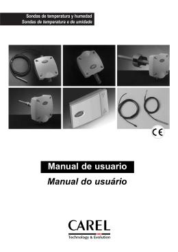 Manual Sondas Temperatura y Humedad