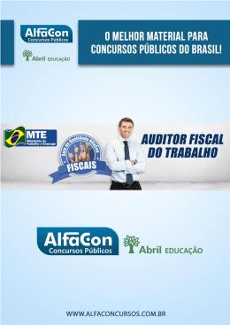 Untitled - Equipe AlfaCon Concursos Públicos