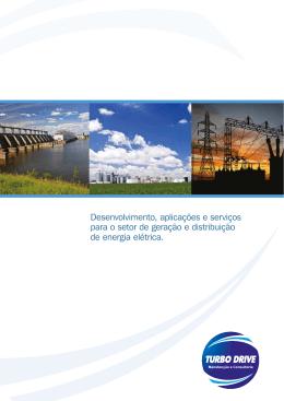 Desenvolvimento, aplicações e serviços para o setor de geração e