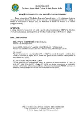 Formularios - DOCENTES