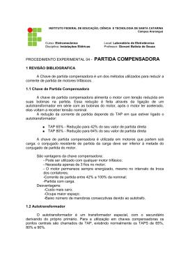 Laboratorio 4 Chave Compensadora - Wiki do IF-SC
