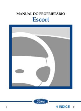 Manual MK7 - Escort Clube do Brasil