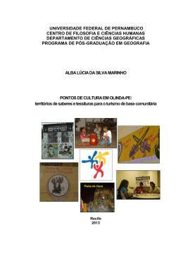 Marinho, Alba Lúcia da Silva - Universidade Federal de Pernambuco