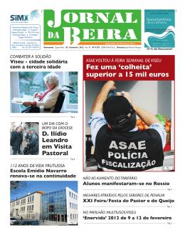 Viseu - Jornal da Beira