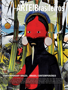 BRASIL CONTEMPORÁNEO CONTEMPORARY BRAZIL