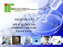 Genética VII integrado