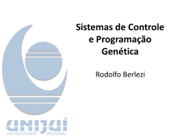 Sistemas de Controle - Applied Computing Research Group