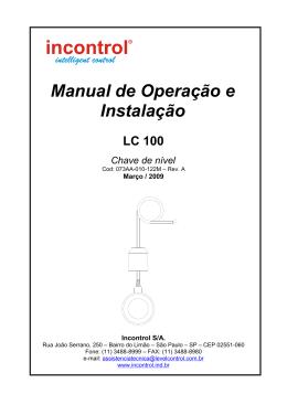 Chave de Nívfel Pendular Tipo Pera - LC-100