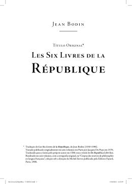 Seis Livros da República - V MIOLO.indd