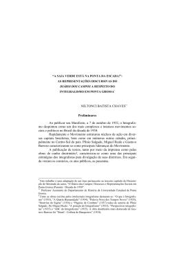 Baixar este arquivo PDF - Portal de Periódicos da UEPG