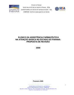 Anexo 1 - Consórcio Paraná Saúde