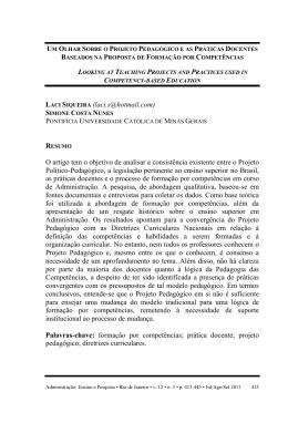 Imprimir artigo - Administração: Ensino e Pesquisa