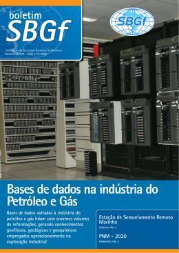 Bases de dados na indústria do Petróleo e Gás