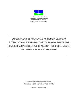 do trabalho completo - Boletim Brasileiro de Educação