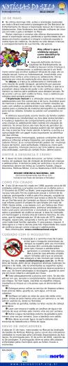 18 DE MAIO CUIDADO COM O MOSQUITO! ENVIO DE