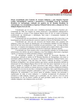 End: Caixa Postal 04491, Brasília-DF, CEP 70904-970 – Tel