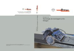 Tecnologia de reciclagem a frio Wirtgen