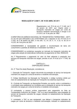 Resolução 3.658