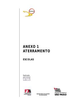 ANEXO 1 ATERRAMENTO