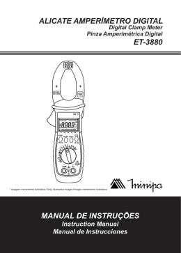 Manual de Instruções ET-3880