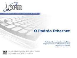 O padrão Ethernet