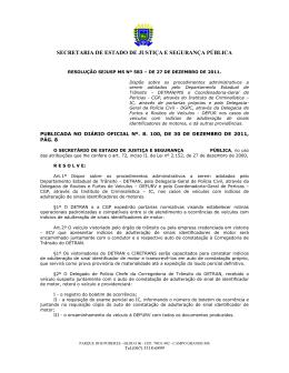 resolução sejusp ms n°583