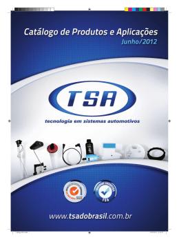 TSA Catálogo TSA