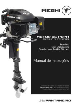Manual de instruções - Meghi indústria Mecânica e Comércio Ltda