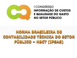 NBCT (IPSAS)