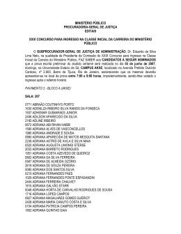 D.O. de 24.05.2007 - Ministério Público do Estado do Rio de Janeiro