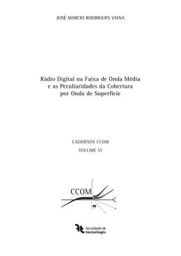 Rádio Digital na Faixa de Onda Média e as Peculiaridades