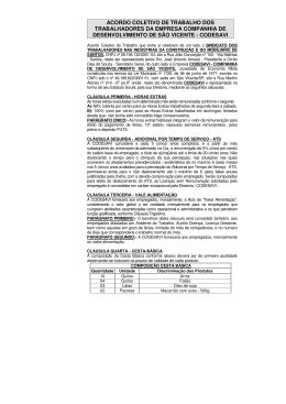 codesavi - sintracomos