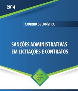 sanções administrativas em licitações e contratos