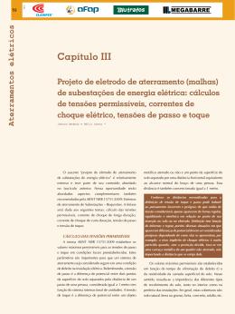Capítulo III - Revista O Setor Elétrico