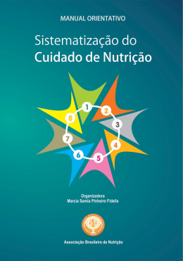 Sistematização do Cuidado de Nutrição