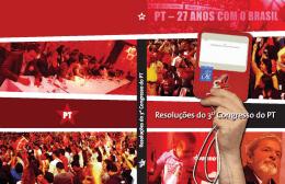 3º Congresso do PT - Partido dos Trabalhadores